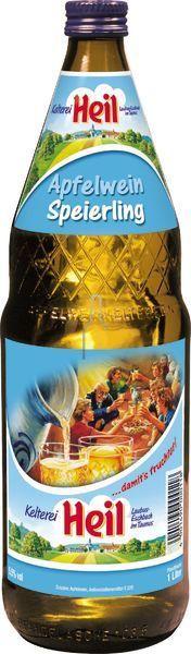 Heil Apfelwein 6 x 1 Liter